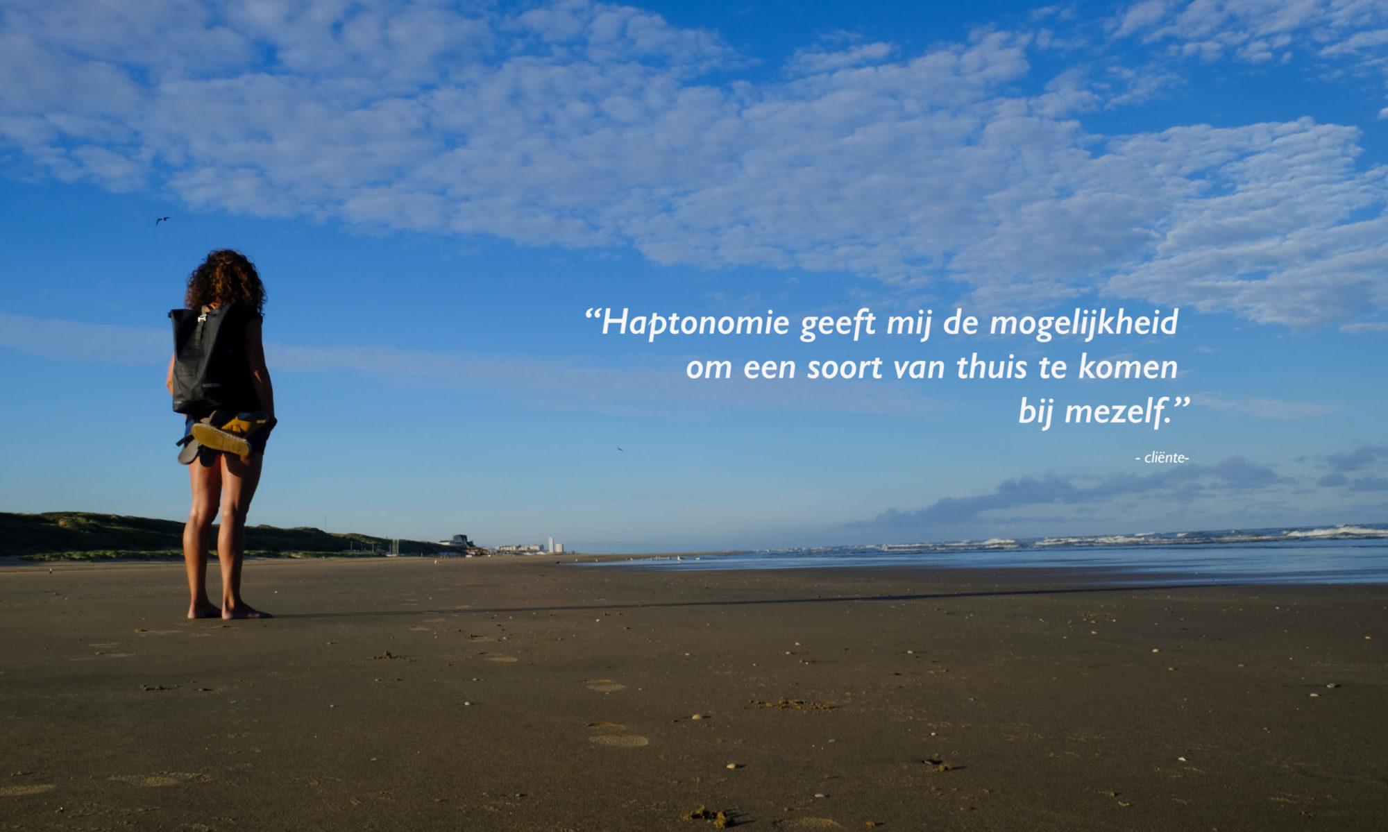 Hilde Kaman Haptotherapie